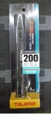 センタLEDハンドライトA201ブラック|TAJIMA