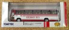 1/80 HB004 日野ブリーリボン 京坂バス|TOMYTEC