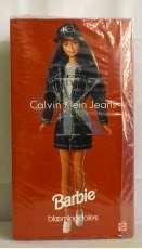 バービー人形 Calvin Klein Jeans