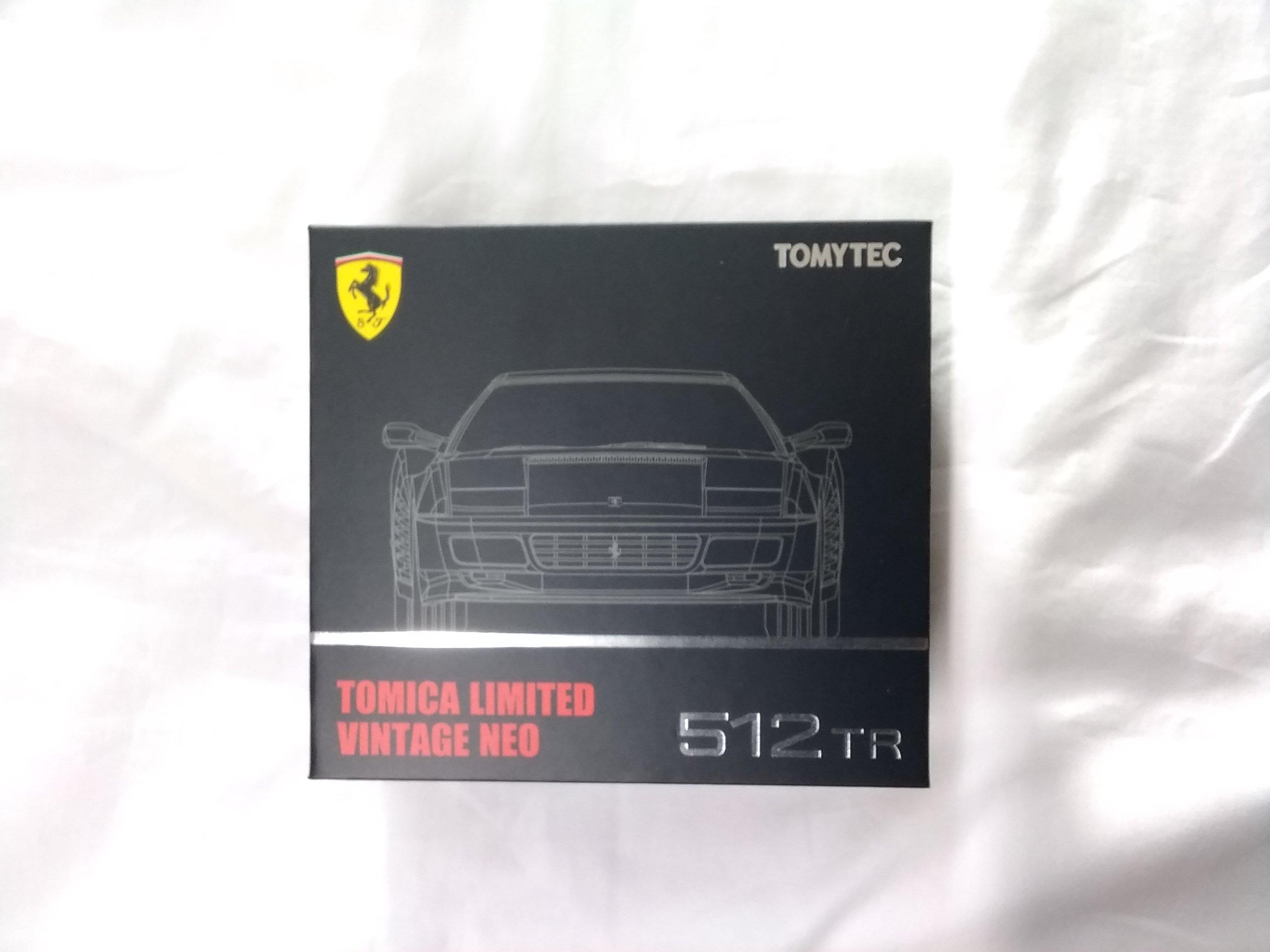 トミカLV-NEO512TR|TOMYTEC