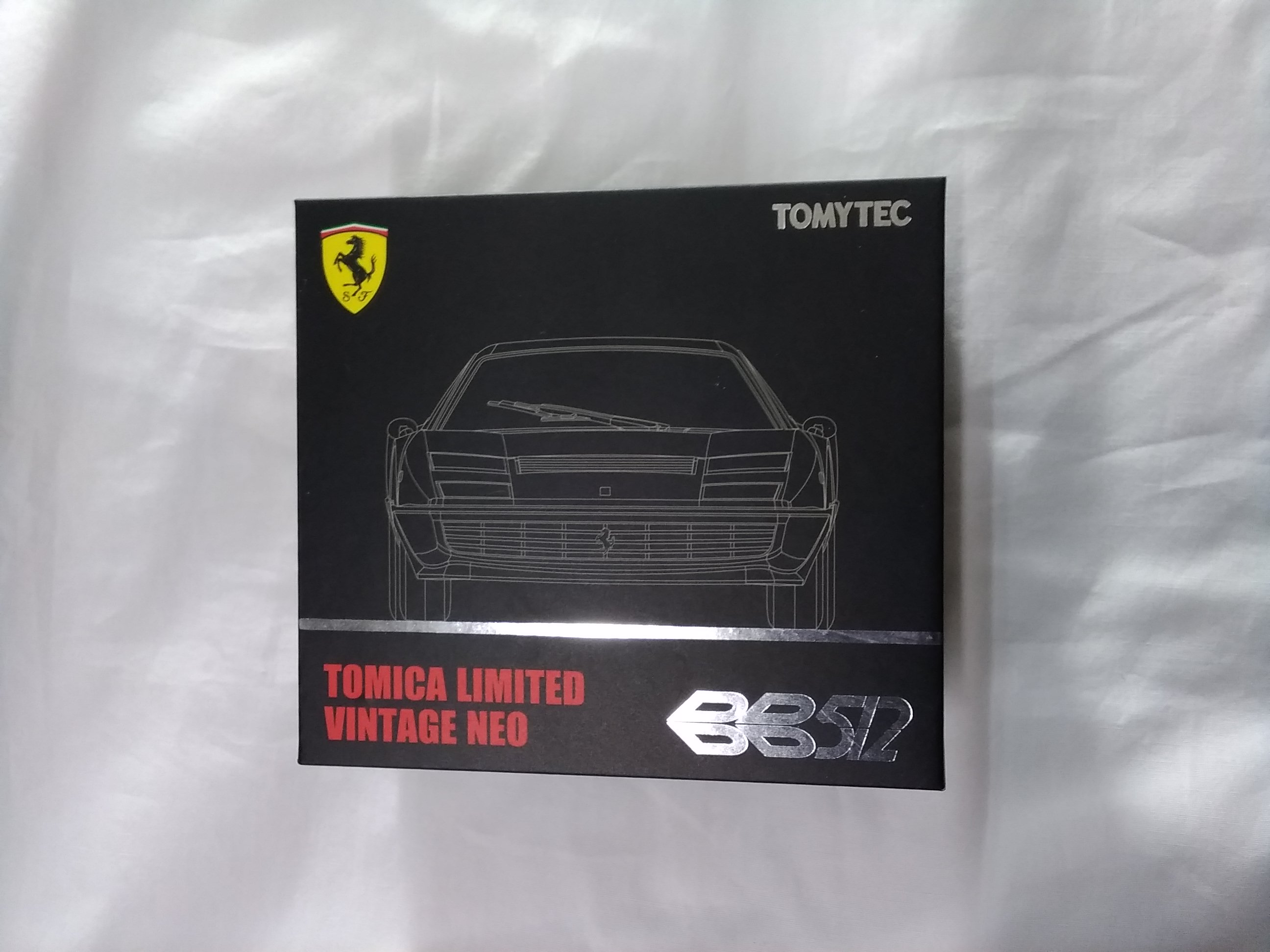 トミカLV-NEO BB512|TOMYTEC