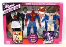 スパイダーマンアドベンチャーヒーロー|TOYBIZ