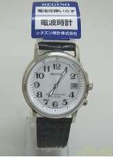 ソーラー電波腕時計|CITIZEN