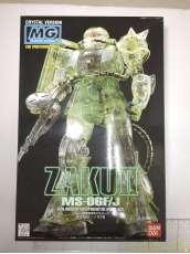 ZAKUⅡ  MS-06F/J BANDAI