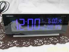 デジタル置き時計|SEIKO