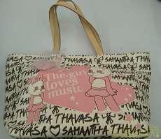 トートバッグ|SAMANTHA THAVASA