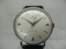 CYMA 手動巻き アナログ 腕時計