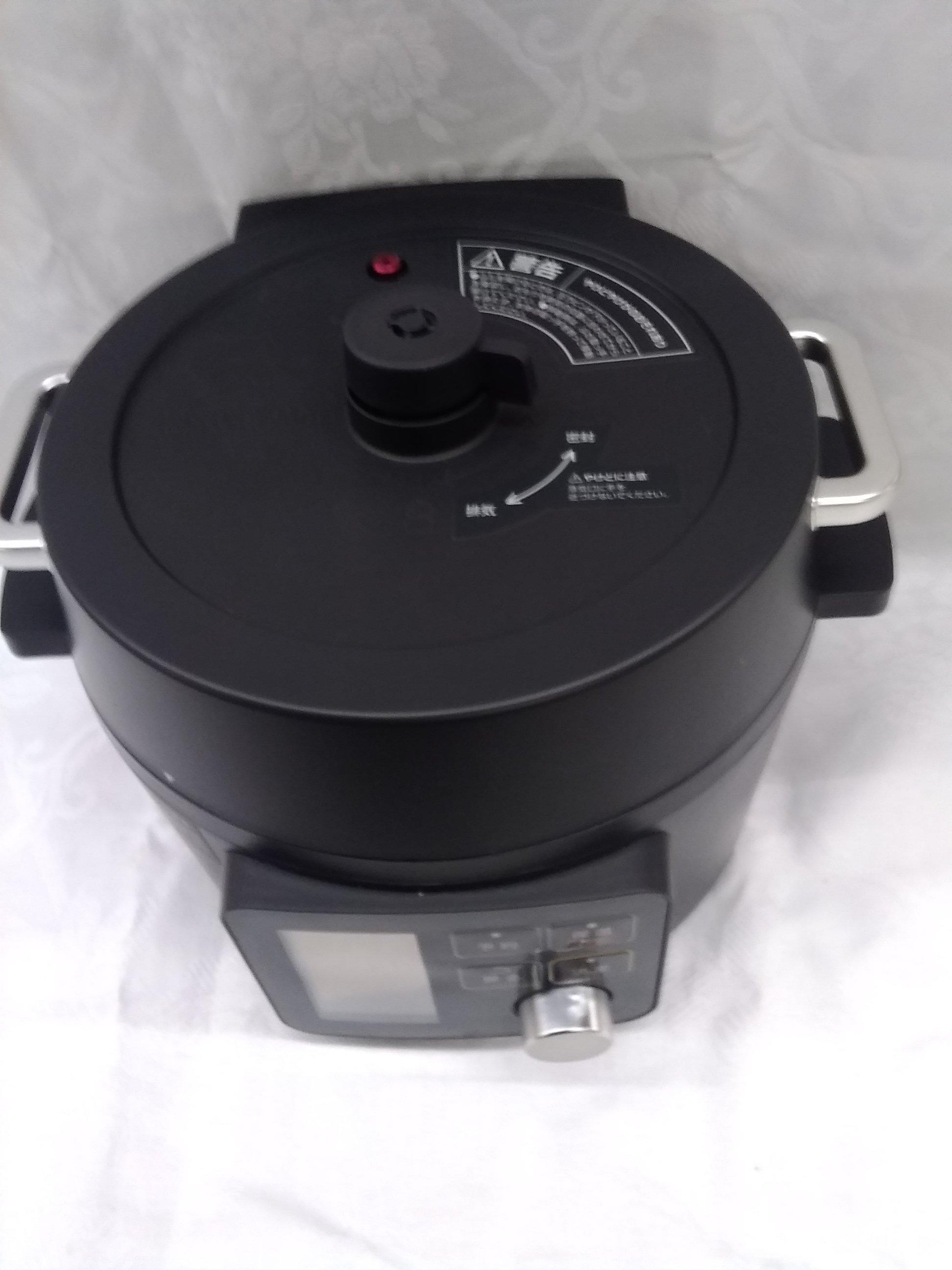 電気圧力鍋|IRS OHYAMA