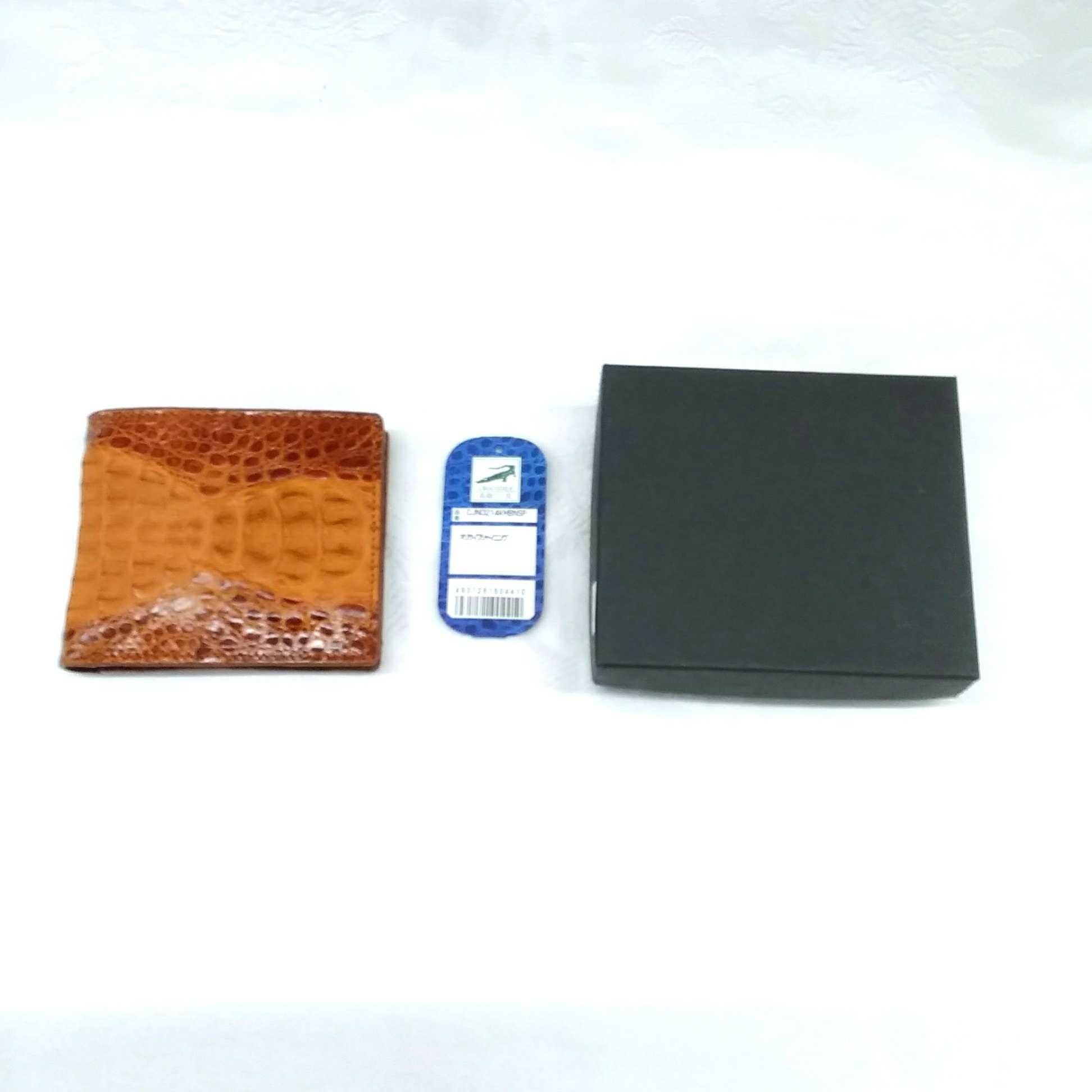 二つ折り財布|CROCODILE