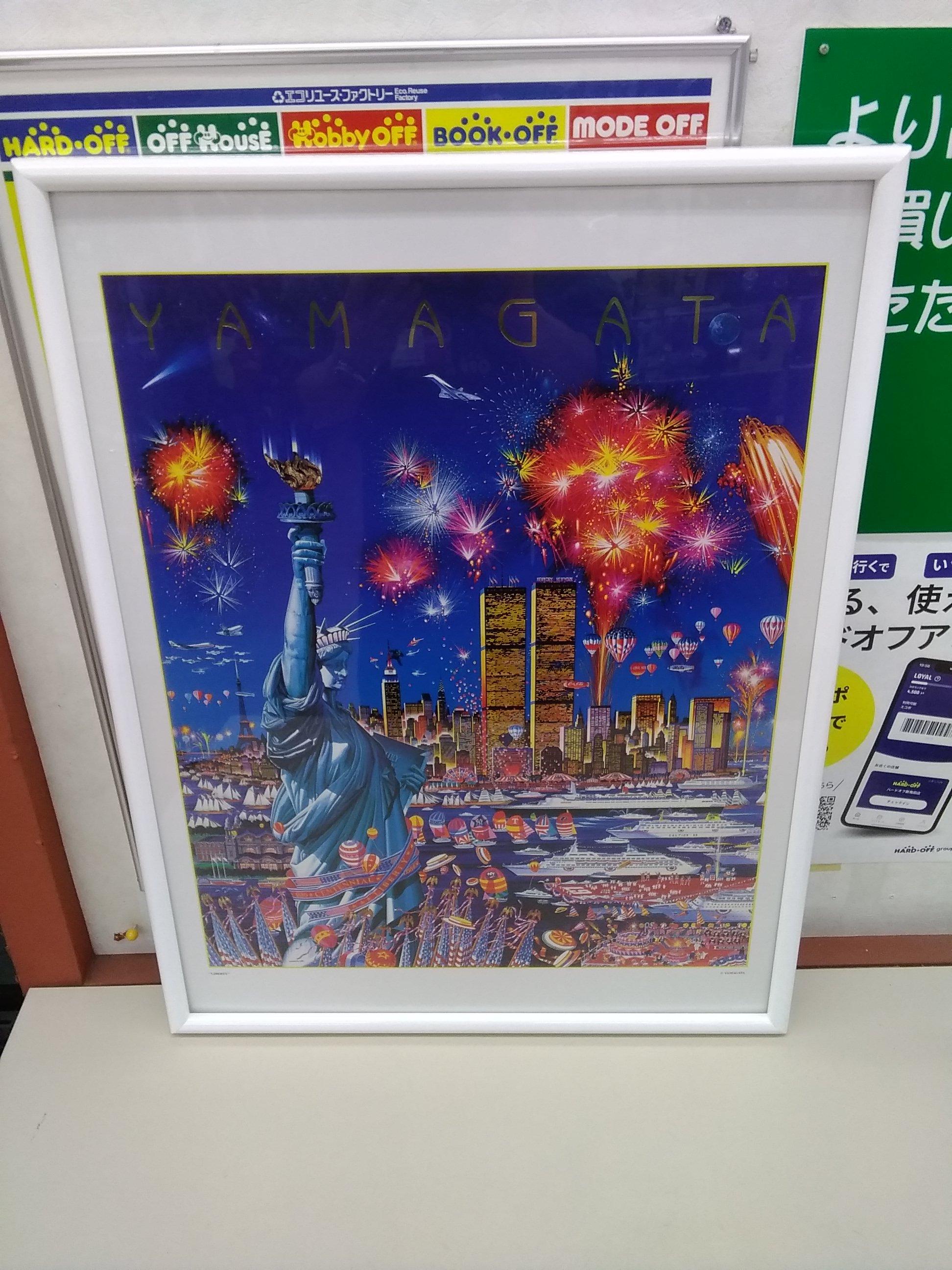 ポスター|ヒロ ヤマガタ