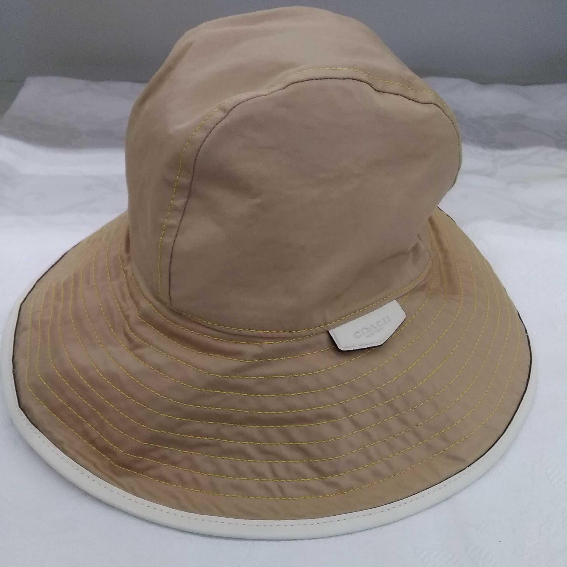 HADLEY PETAL HAT|COACH