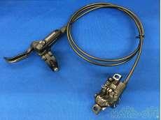 油圧ブレーキセット 長さ 約140cm|SHIMANO