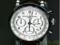 クロノグラフ腕時計|BAUME&MERCIER