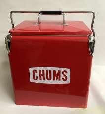 スチールクーラーBOX|CHUMS