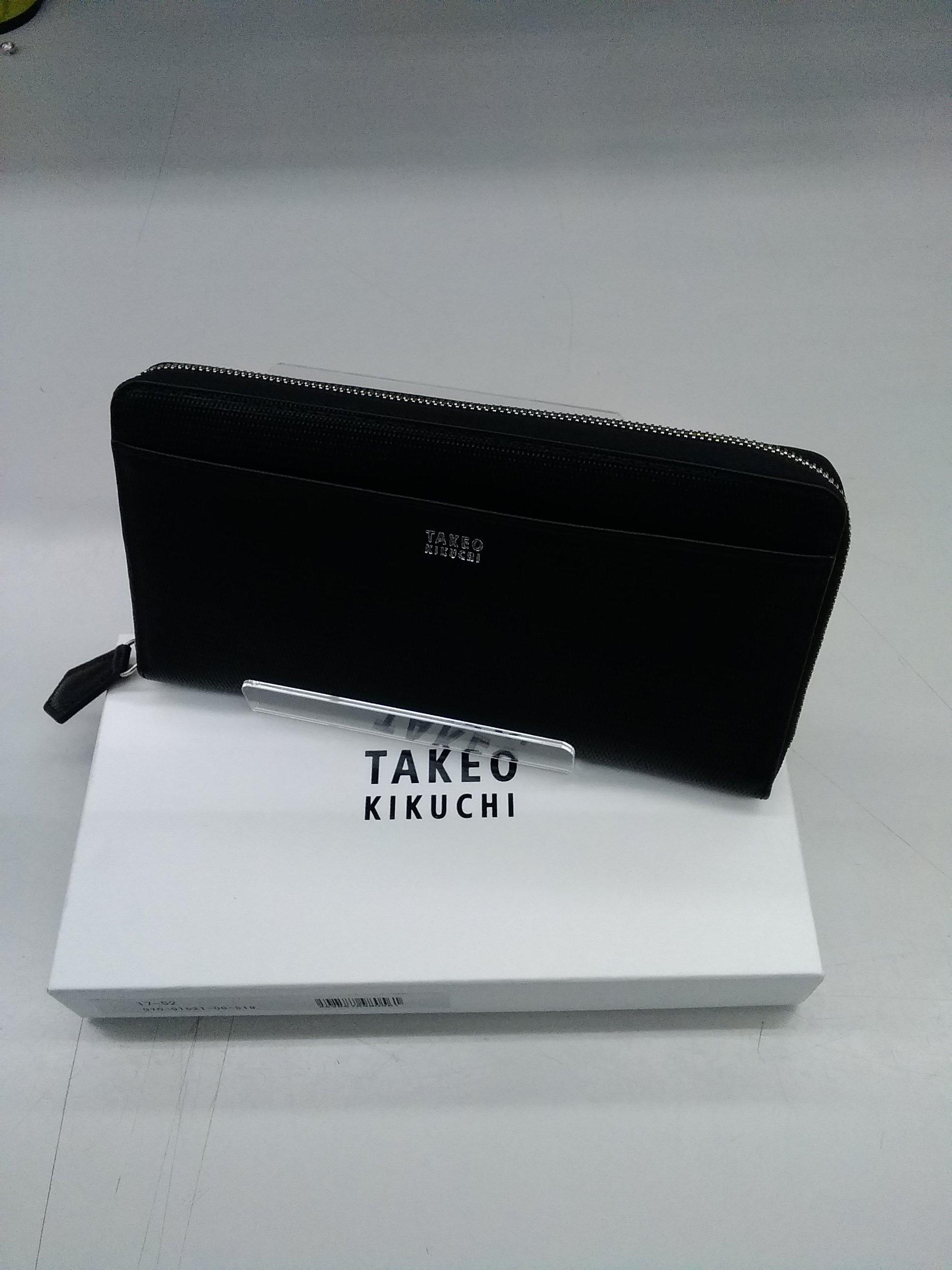 財布|TAKEO KIKUCHI