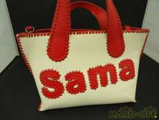 SAMANTHA THAVASA|SAMANTHA THAVASA