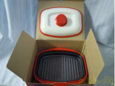 電子レンジ専用調理器 わが家の3つ星SUPERレンジパン