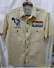 BUZZ RICKSON'S Skunk Worksシャツ|BUZZ RICKSON'S