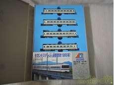 東武鉄道1800系通勤タイプ4両セット MICRO ACE