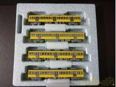 西武鉄道101系 初期型・分散冷房 4両増結セット|KATO
