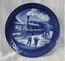 飾り皿 イヤープレート|Royal Copenhagen