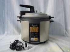 マイコン電気圧力鍋|PANASONIC