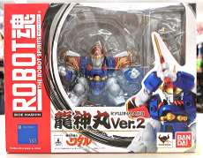 ROBOT魂 龍神丸VER.2|BANDAI