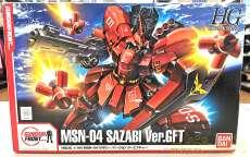 MSN-04 SAZABI VER.GFT|BANDAI