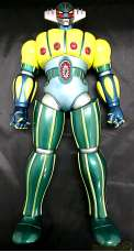 鋼鉄ジーグ ソフビ人形 スーパーロボット列伝|マーミット