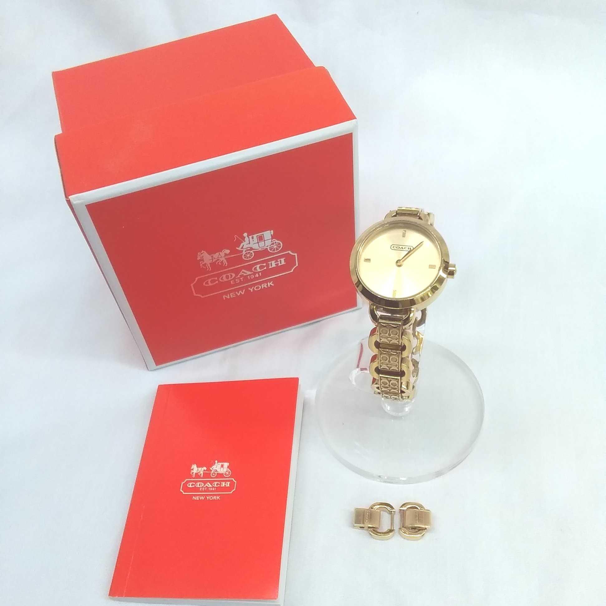 腕時計|COACH