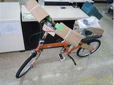 折りたたみ自転車|ミムゴ