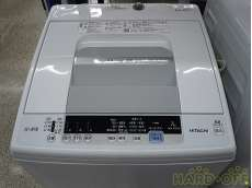 7kg全自動洗濯機|HITACHI
