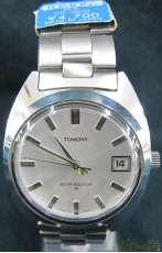 自動巻き腕時計|TOMONY