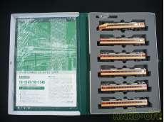 181系100番台「とき・あずさ」6両基本・増結セット|KATO