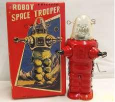 ブリキロボット|