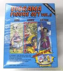 ドラゴンボール ジオラマ フィギュア3点セット