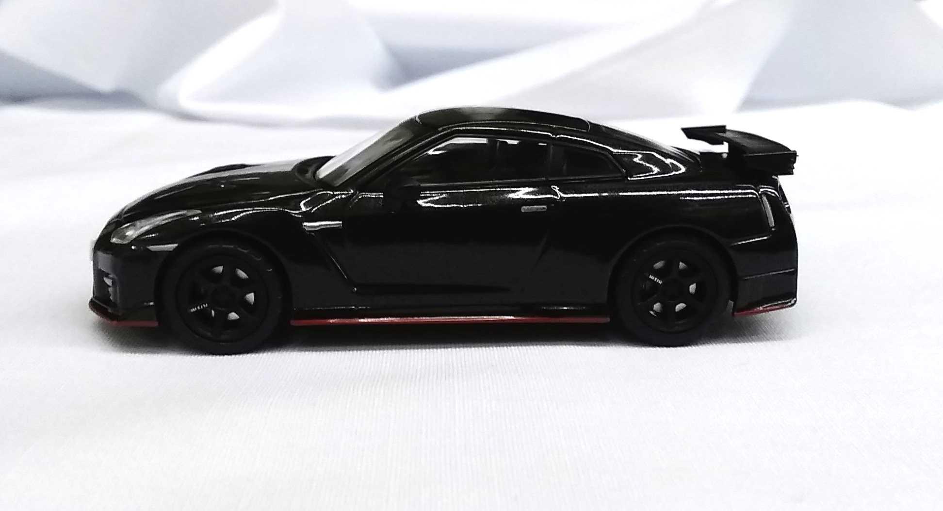 日産 GT-R nismo 2017モデル(黒)|TOMYTEC
