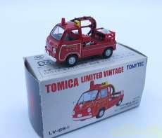 TOMICA LIMITED VINTAGE TOMY TEC