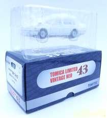 日産セドリック 覆面パトロールカー(白)|TOMYTEC