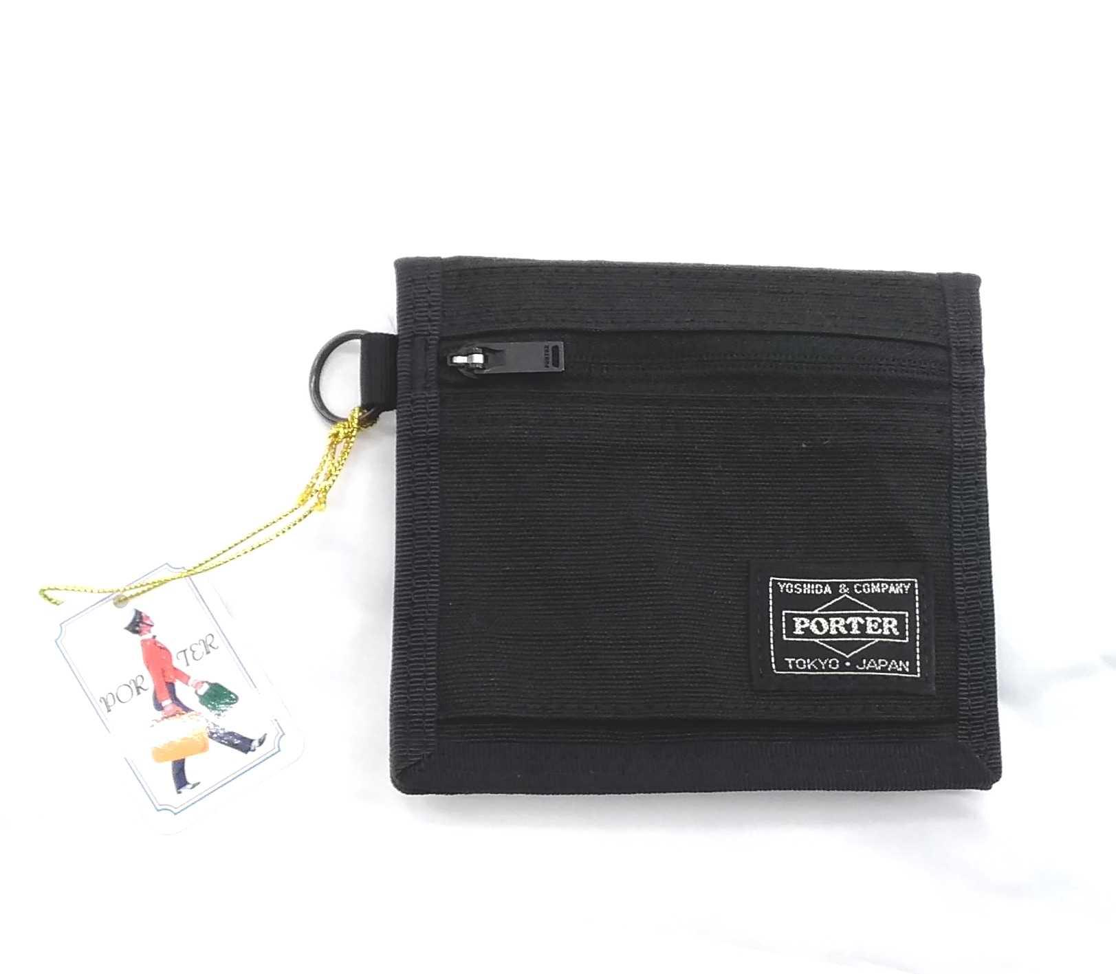 折り財布|PORTER
