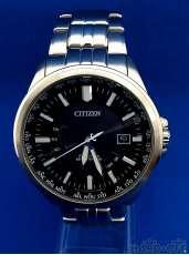 アテッサ エコ・ドライブ電波時計|CITIZEN