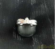Pt900ダイヤリング  計4.7g  11号  計0.30ct|宝石付きリング