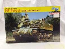 戦車  M7 PRIEST|DRAGON