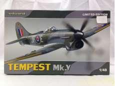 飛行機 TEMPEST MK.V|EDUARD