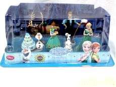 ディズニーストア海外正規品 アナと雪の女王 フィギュア プレイセット 6点|DISNEY
