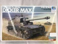 IV号a型 10.5cm対戦車自走砲 ディッカーマックス|TRUMPETER