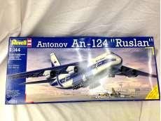 ② 未組立 1/144 アントノフ An-124 ルスラン プラモデル|REVELL