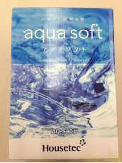 未使用品  シャワー用軟水器 アクアソフト AQ-S401|HOUSETEC