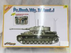 Pz,Beob.Wg.IV Ausf.J|DRAGON