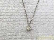 ネックレス 金 K18 WG 貴金属